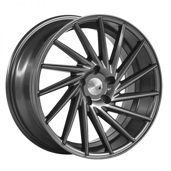 CJL Leisure 1AV ZX1 Gunmetal Grey 18inch alloy wheel
