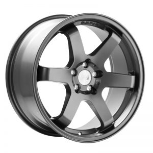 CJL Leisure 1AV zx6 gunmetal 18inch alloy wheel