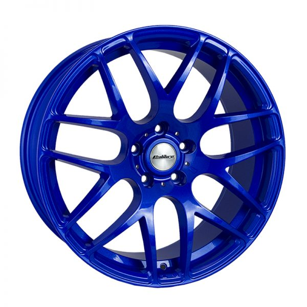CJL Leisure Calibre Exile-R Blue 20-inch alloy wheel