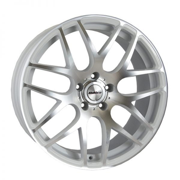 CJL Leisure Calibre Exile-R White Polished 20inch alloy wheel