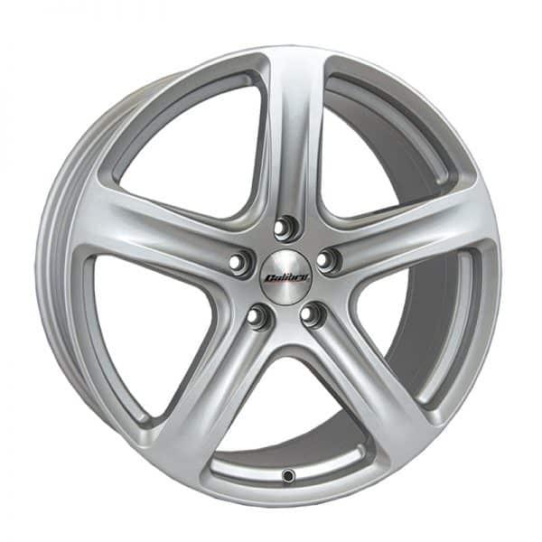 CJL Leisure Calibre Tourer Silver 20-inch Alloy Wheel