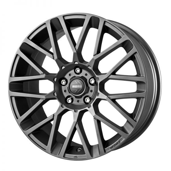 CJL Leisure Momo Revenge Matte Anthracite 19-inch Alloy Wheel