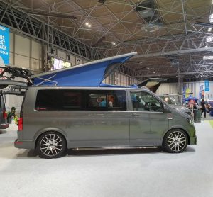 CJL Leisure campervan conversion VWT6